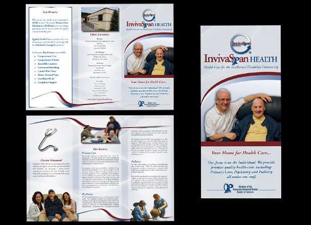 InvivaSpan Health Brochure