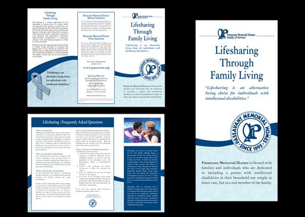 Lifesharing Brochure